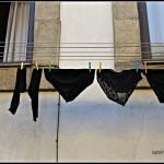 black undies