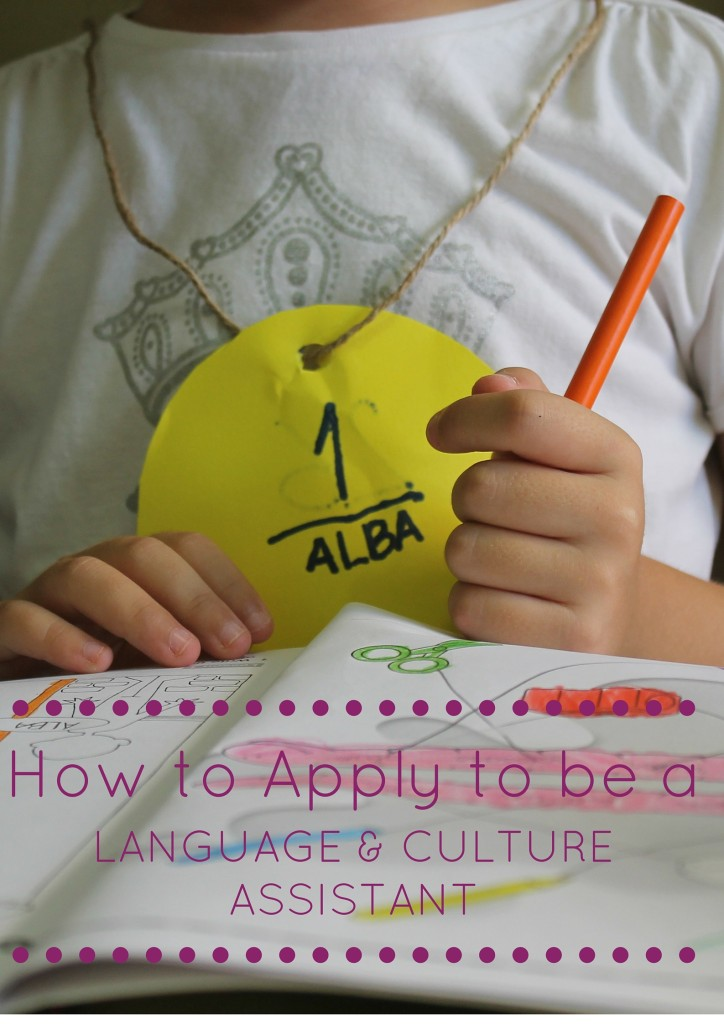 Tips on How to apply to teach English in Spain on the North American Language Assistant Program