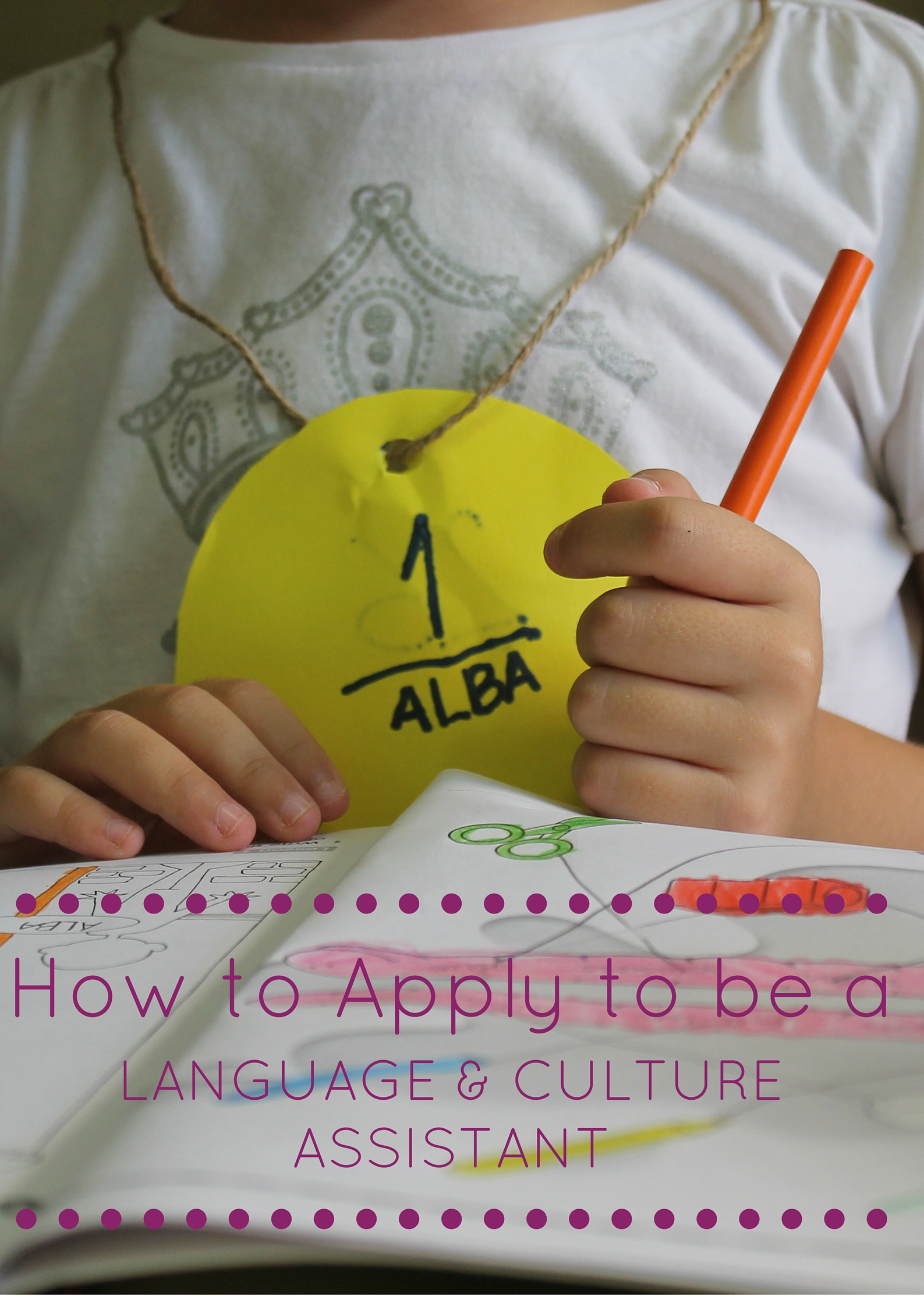 Applying To To The Auxiliares Program How To Apply To Be A Language