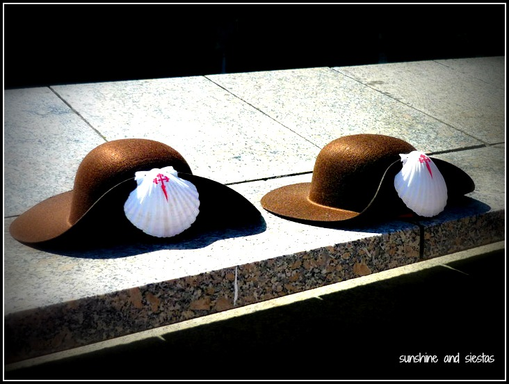 Image result for El Camino pilgrimage hat