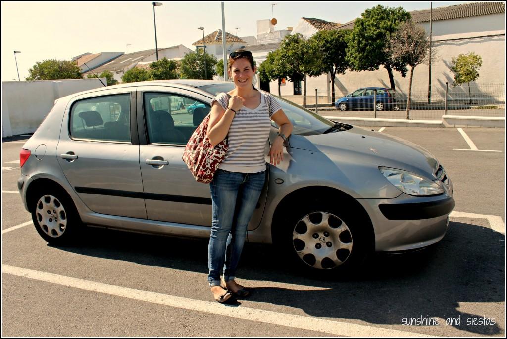 My New Car: Seville Snapshots: Osuna