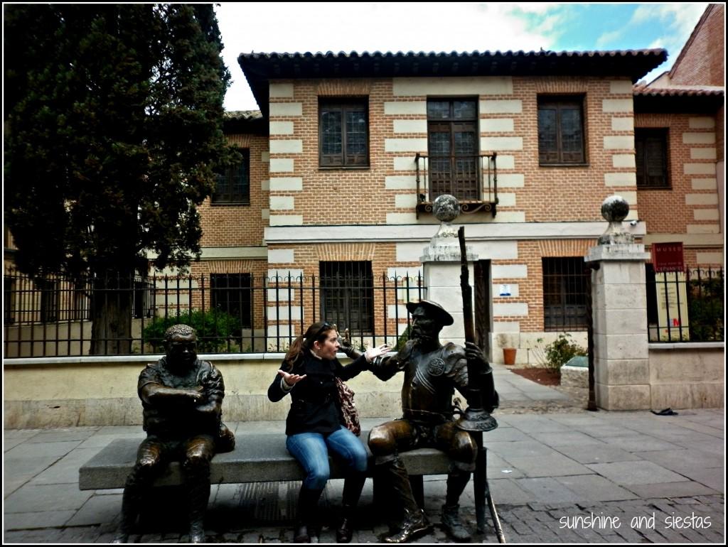 What to do alcal de henares sunshine and siestas spain travel and culture blog - Alquiler garaje alcala de henares ...
