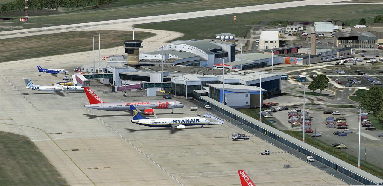 Bradford Airport parking,