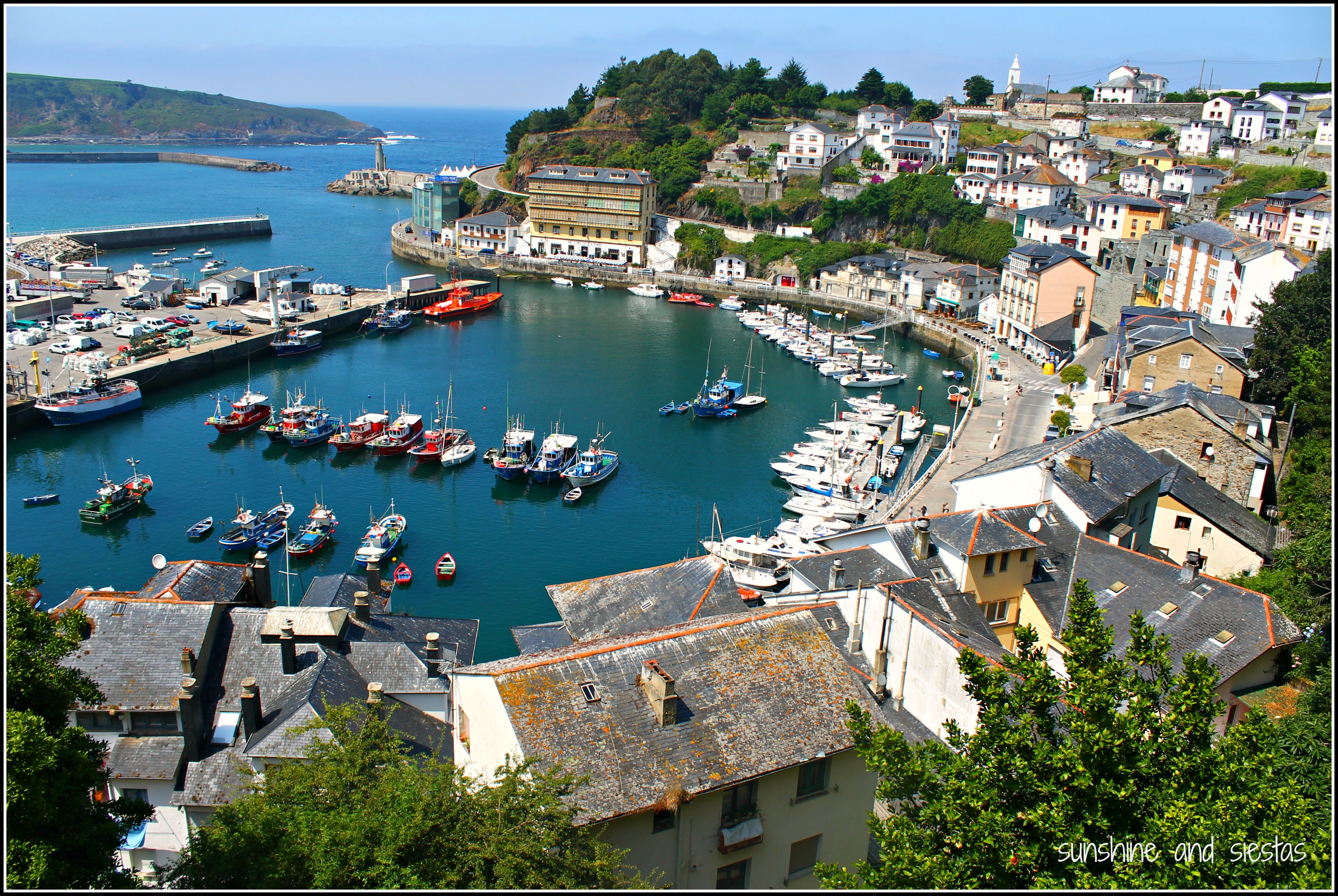 Luarca Asturias Sunshine And Siestas An American Girl In Seville Spain Spain Travel And