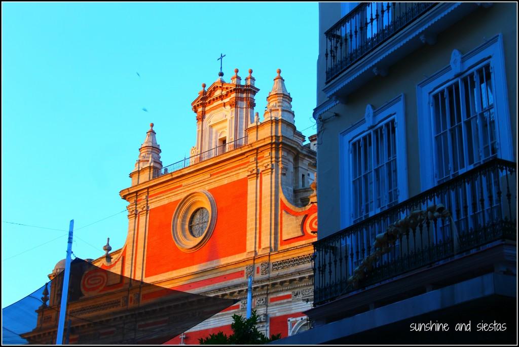 Plaza del Salvador Sevilla