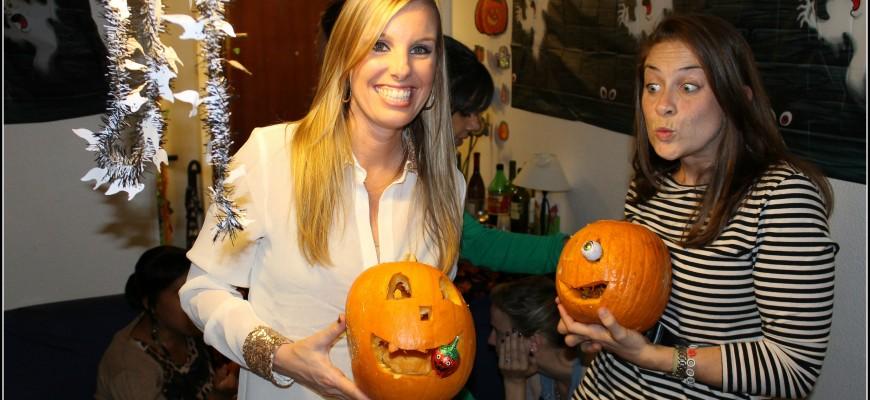 celebrating halloween in spain