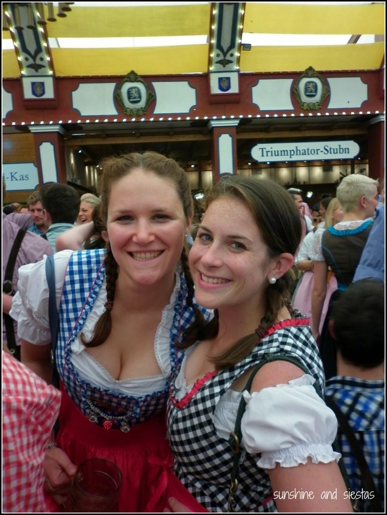 Oktoberfest Sunshine And Siestas An American Girl In