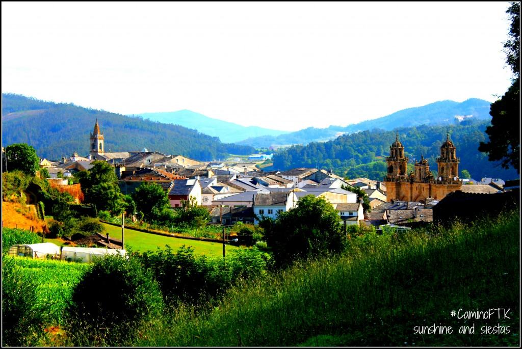 mondoñedo galicia camino de santiago