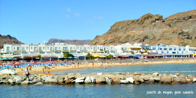 My favorite spanish meal sunshine and siestas an - Puerto mogan gran canaria ...