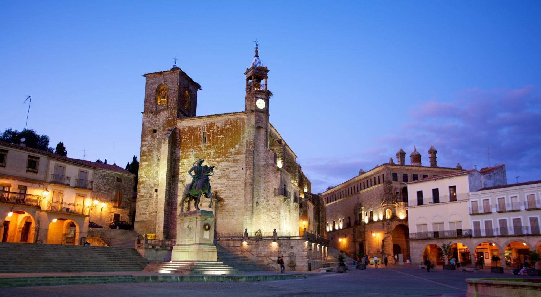 Trujillo Spain  city photo : Historic Trujillo Spain