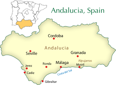 Spotlight on Andaluca Sunshine and Siestas An American Expat in