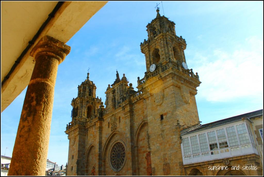 cathedral of mondoñedo galicia