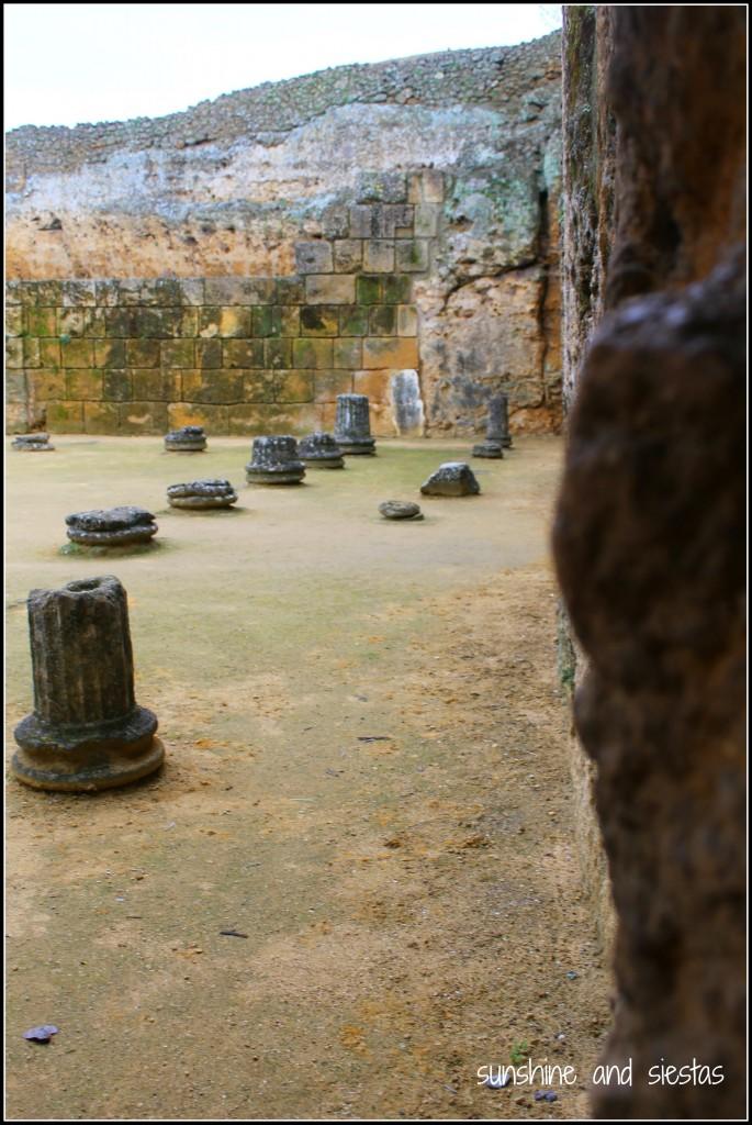 Roman Ruins in Carmona