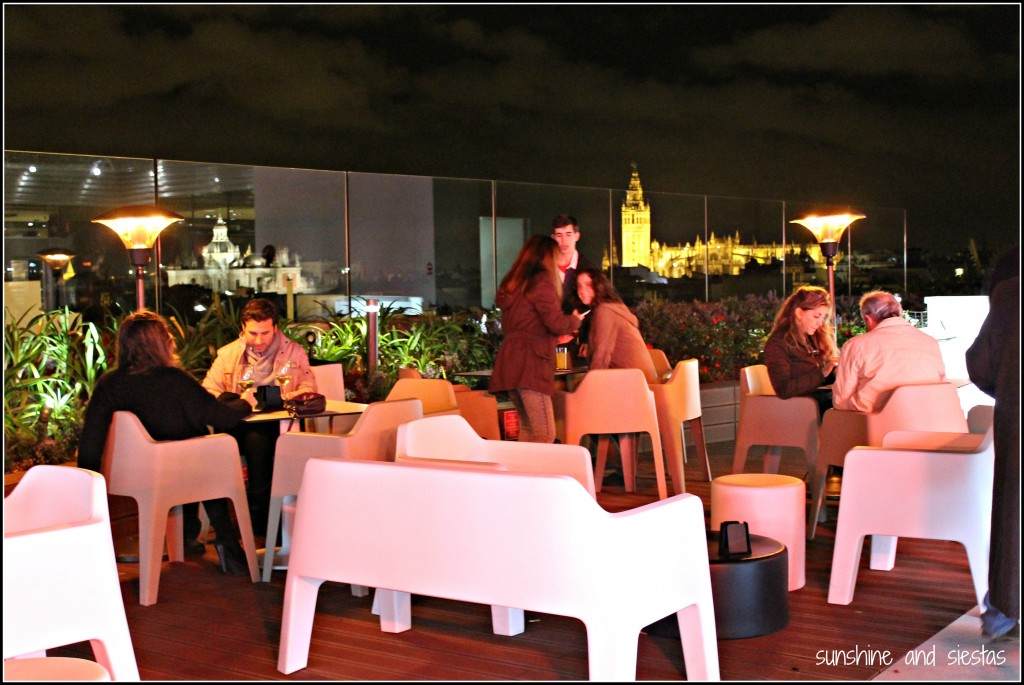terraza Corte Ingles Gourmet