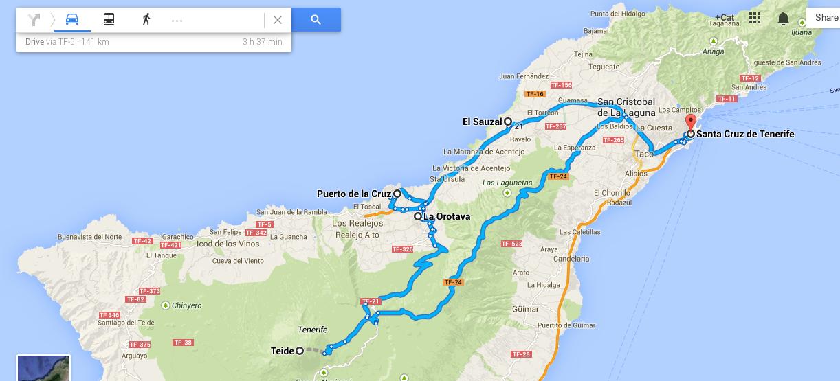 Tenerife Road Trip Sunshine and Siestas An American Expat in