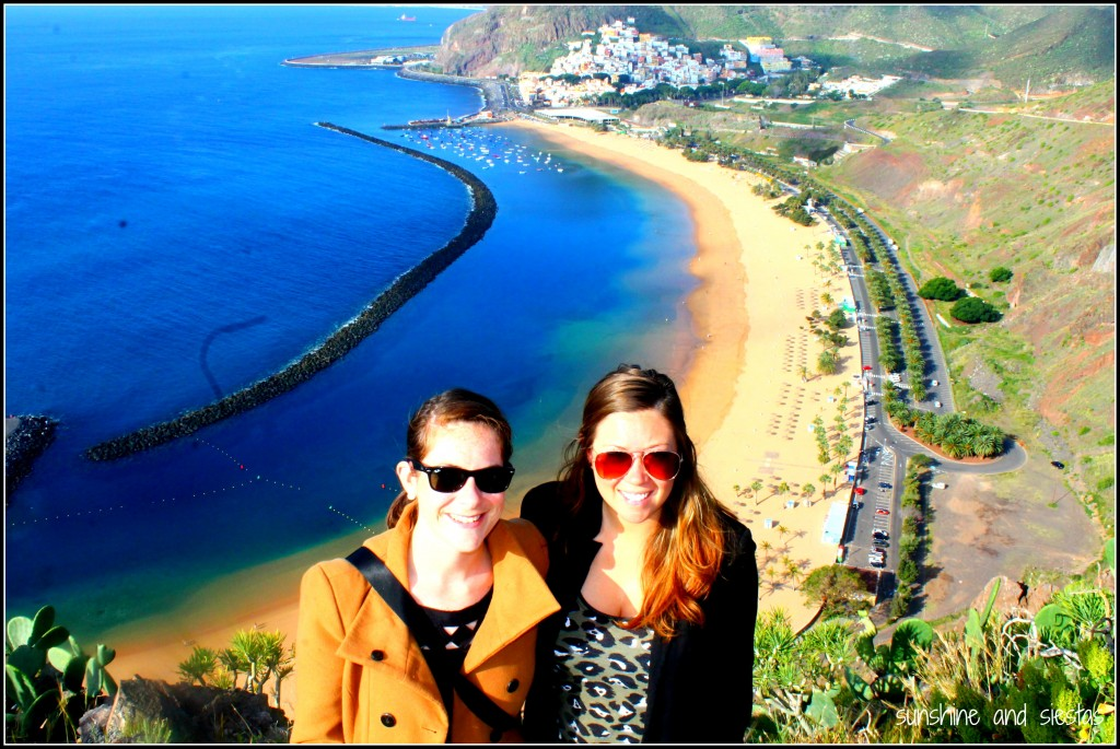 Tenerife Road Trip - The View from Las Teresitas