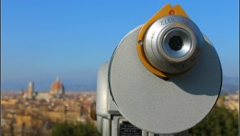 The view from Piazzela Michelangelo Florence