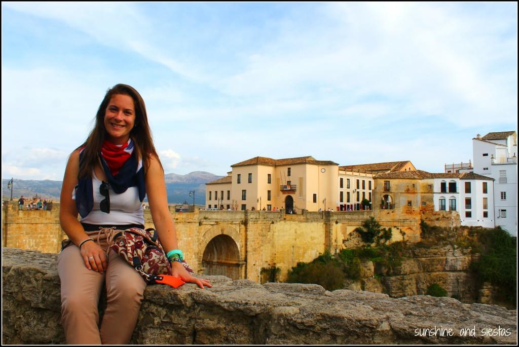 The Bridge in Ronda