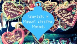 Exploring Munich's Christmas Markets