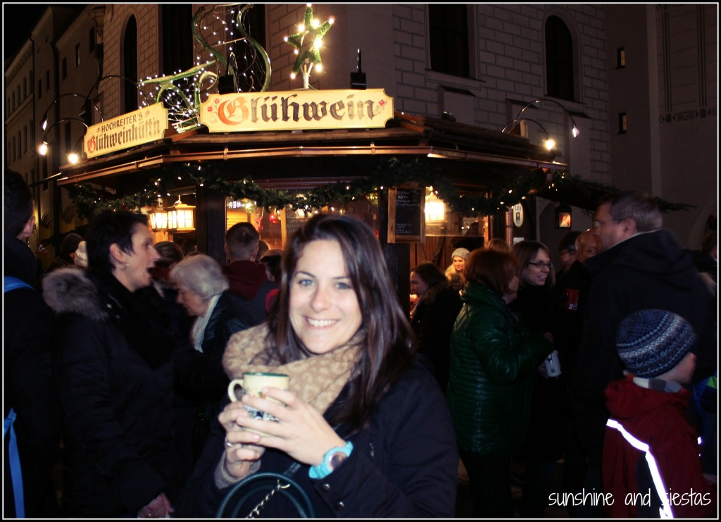 How delicious is Gluhwein!