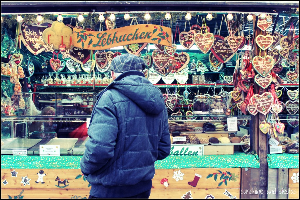Visit the Munich Christmarkets