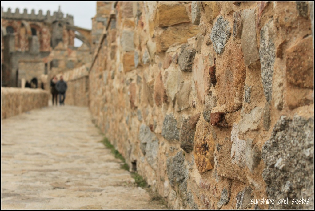 Walking the City Walls of Avila