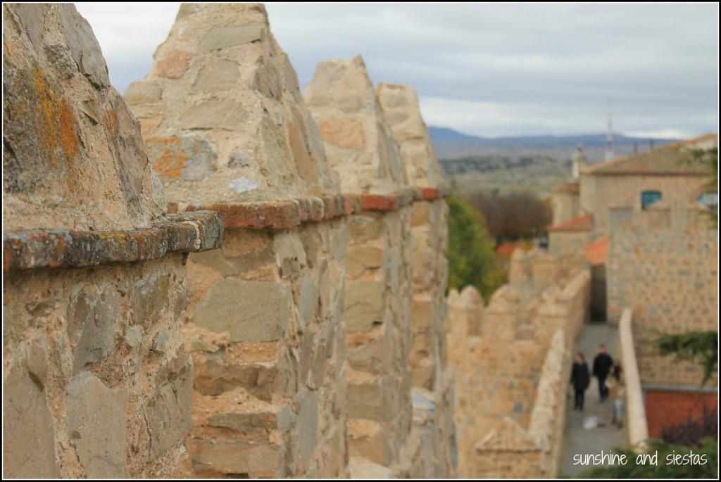 Western Walls of Avila