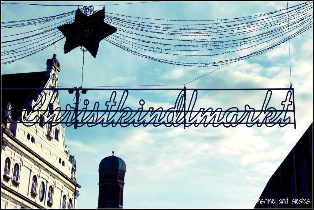 Christkindlemarkt Munich