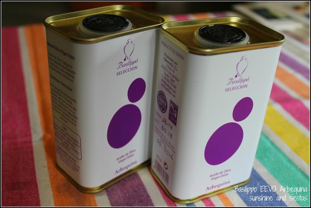 cesta de navidad Andalusian olive oil