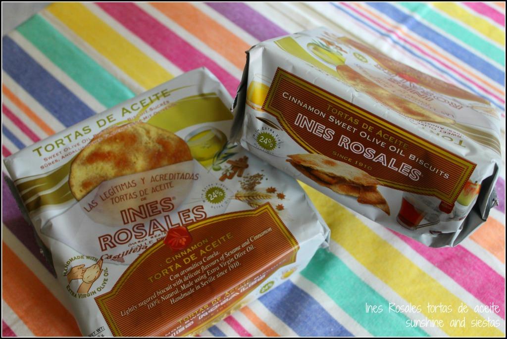 cesta de navidad Ines Rosales cakes