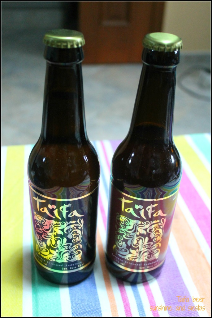 cesta de navidad local beer