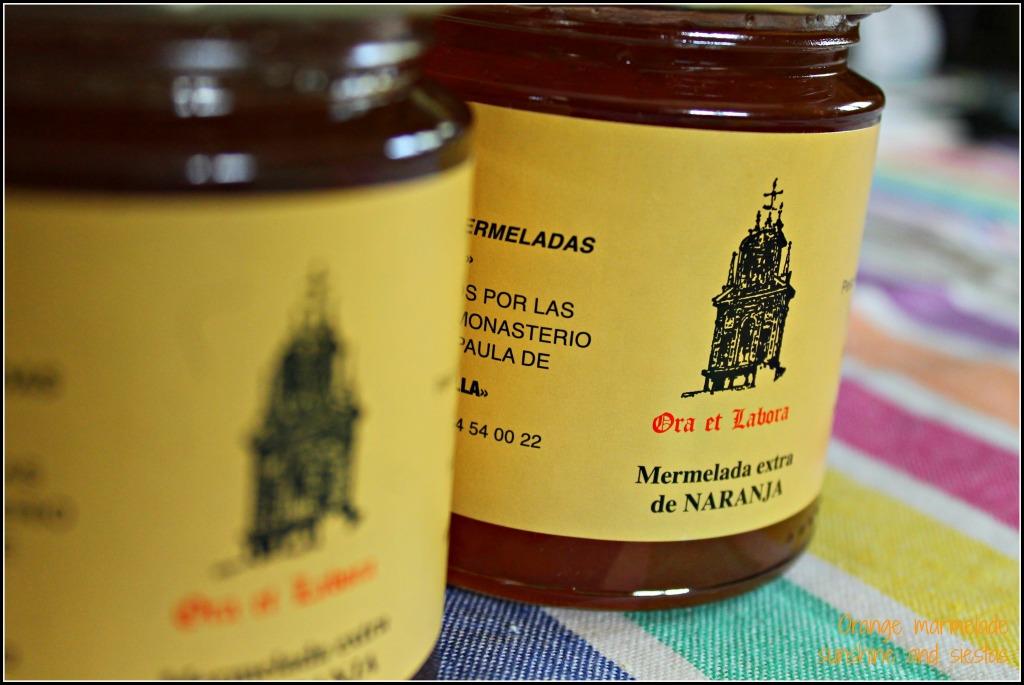 cesta de navidad orange marmelade