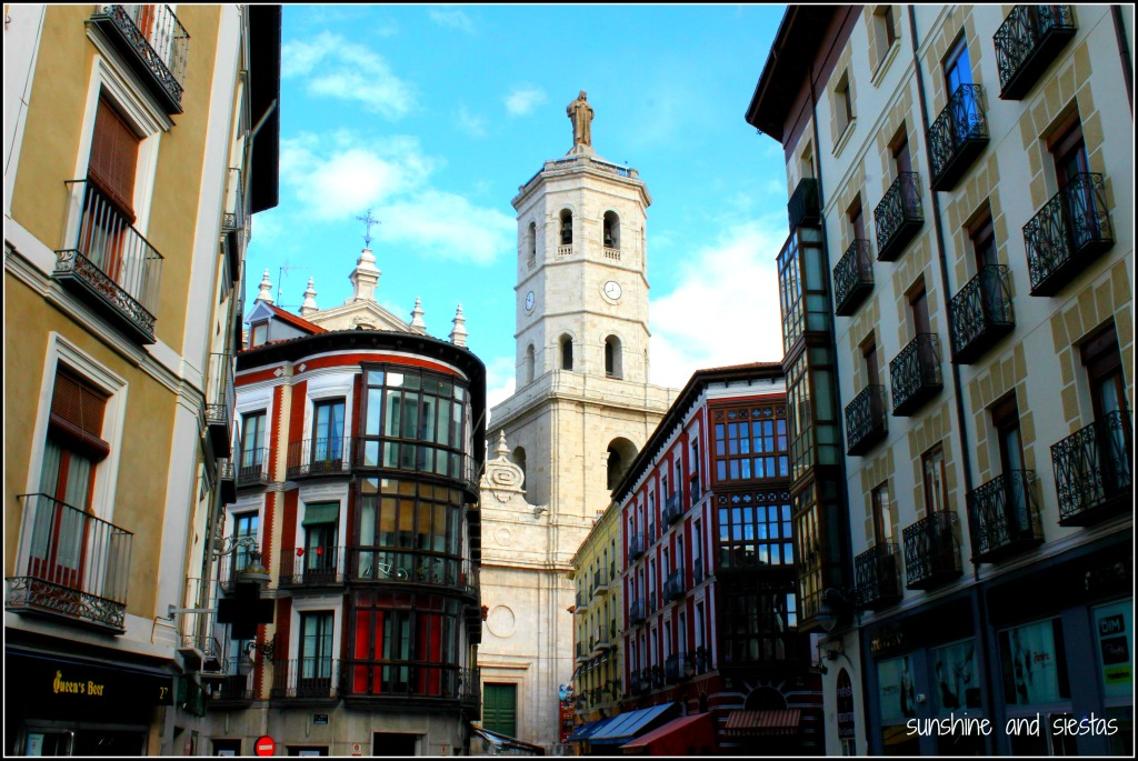 the historic center of valladolid