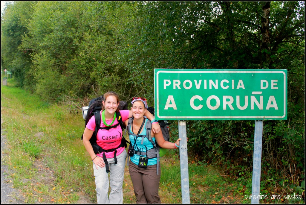 Doing the Camino de Santiago through Galicia