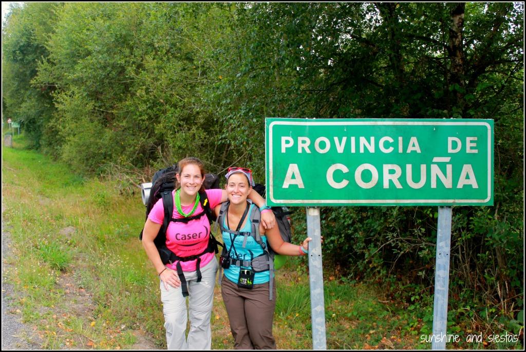 Doing the Camino de Santiago through Galicia