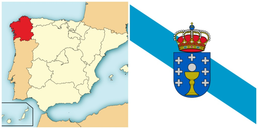 Galicia Collage