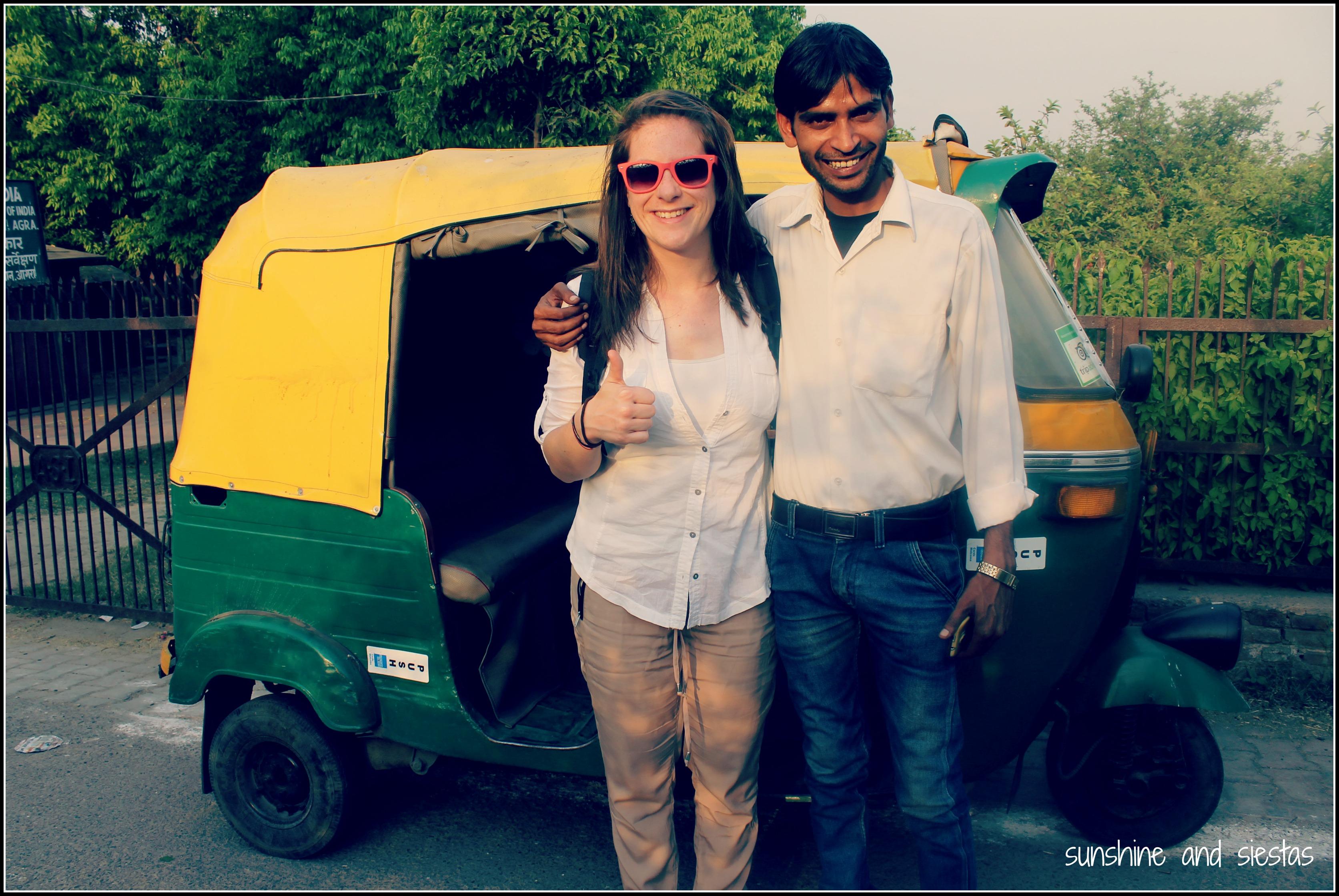 street vendor turned model india