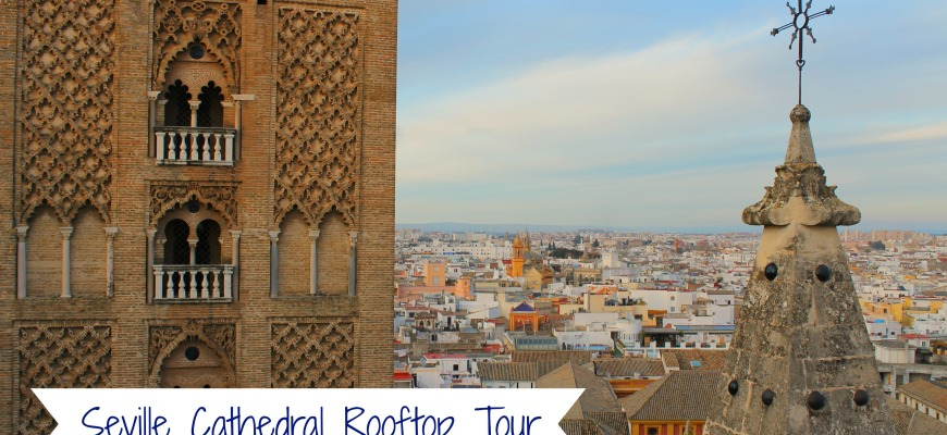 Rooftop Tour of the Cathedral of Seville
