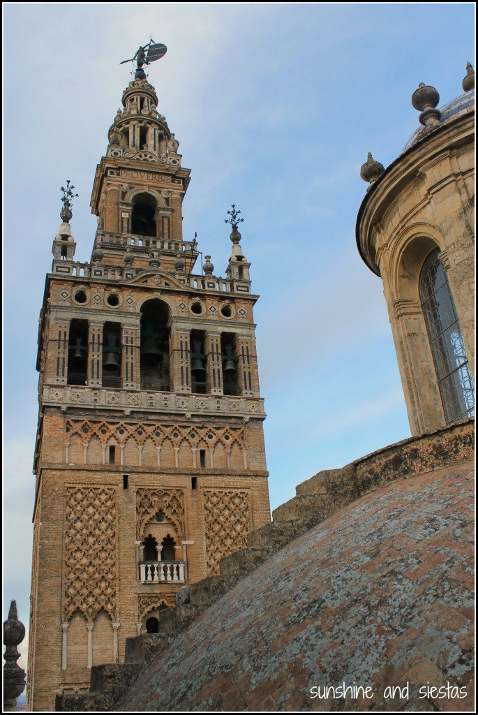 The Giralda Tower Seville