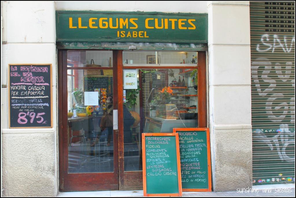 barcelona storefront