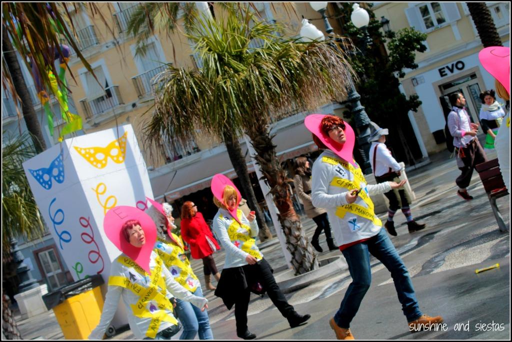 Funny Costume Ideas Carnavales de Cadiz