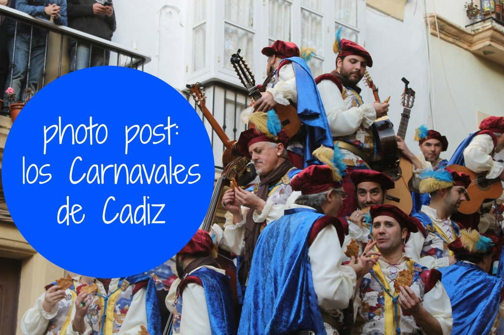 How to do the Carnavales de Cadiz