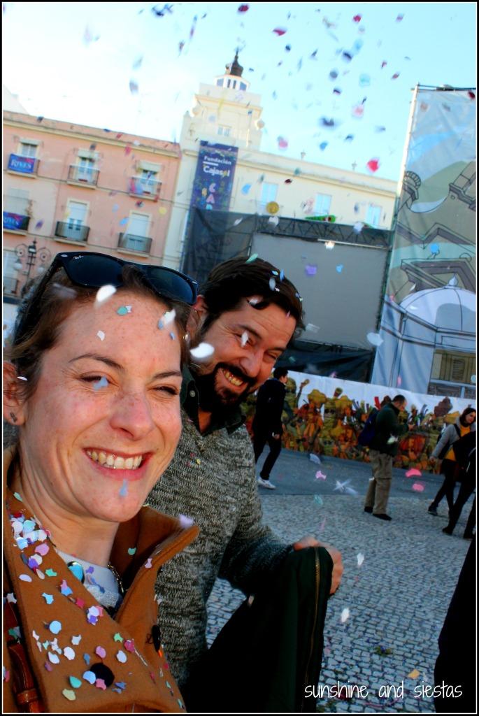 What it's like at the Carnavales de Cadiz