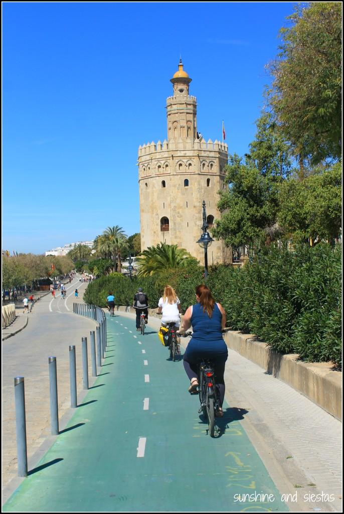 Bike Tour Torre del Oro