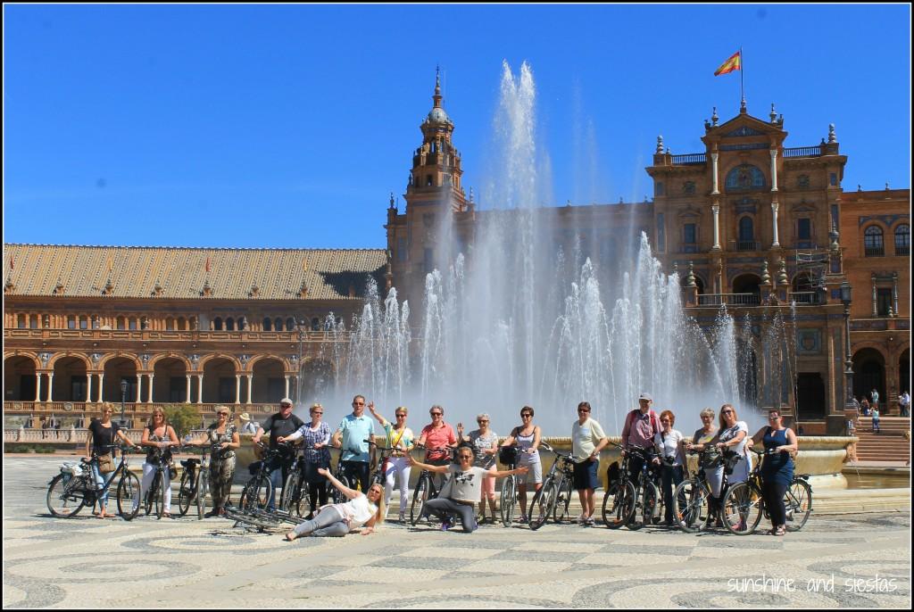 Bike Tour group photo