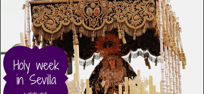 Holy Week in Seville Photos