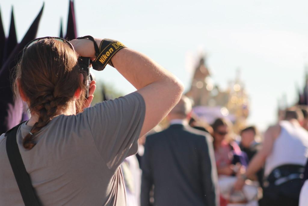 Photographing Semana Santa