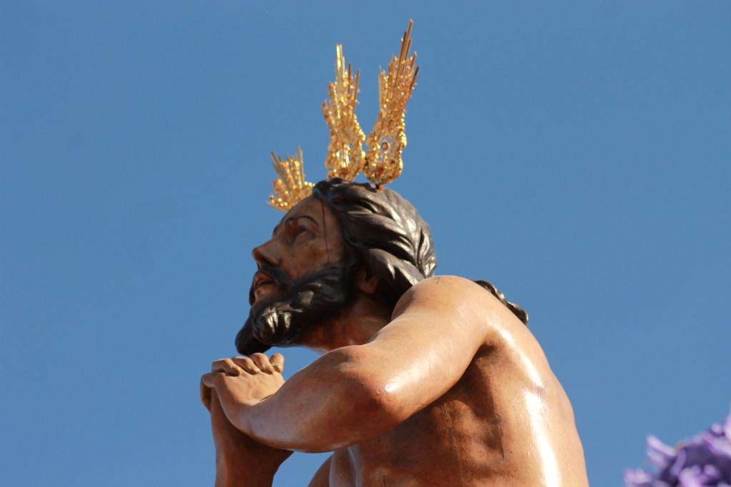 El Cristo de la Penas en su Procesion