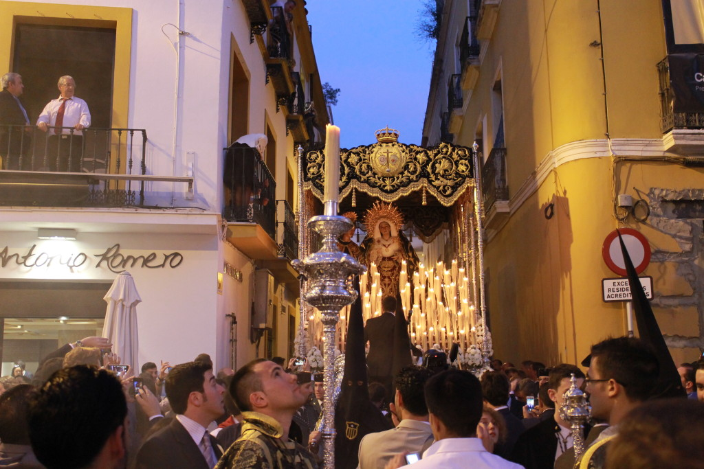 Virgin Mary Procession