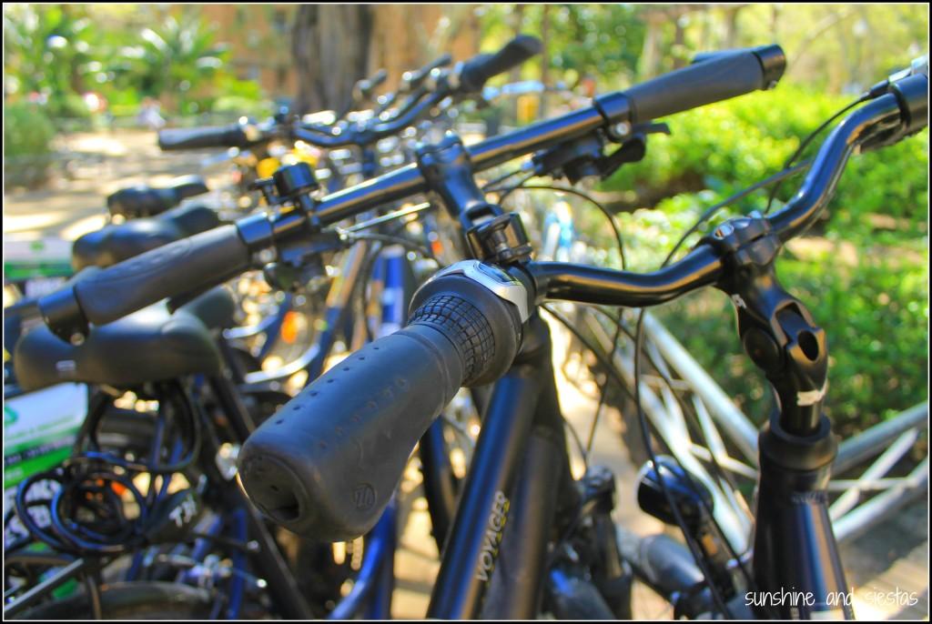 Seville Bike City
